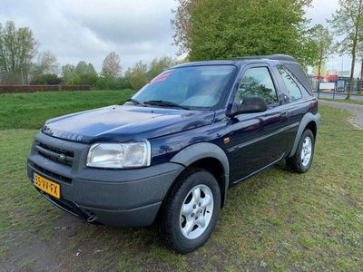 tweedehands Land Rover Freelander Freelander2.0 TD4 AUTOMATIC 3-DEURS COMMERCIAL