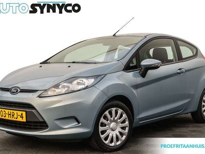 tweedehands Ford Fiesta 1.25 | Airco | Originele Audio | Isofix