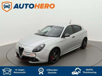 tweedehands Alfa Romeo Giulietta 1.4 Turbo MultiAir Super UZ47609   Automaat   Crui