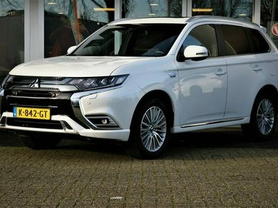tweedehands Mitsubishi Outlander 2.4 PHEV 4WD Automaat Instyle -INCL. BTW-