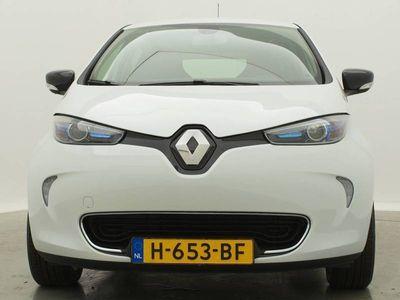 tweedehands Renault Zoe R110 Limited 41 kWh Batterijhuur // Stoelverwarming / Navi / Camera