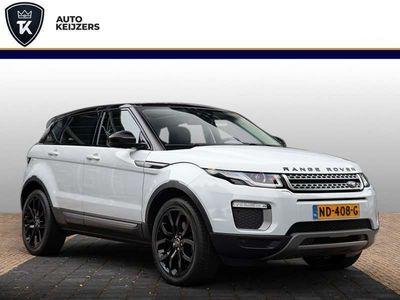 tweedehands Land Rover Range Rover evoque 2.0 TD4 HSE Panoramadak Navi Stoelverw. Camera Xen