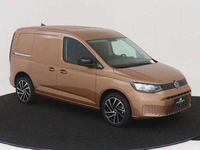 tweedehands VW Caddy Cargo 2.0 TDI 122 PK DSG NIEUW MODEL Nr. 503324 AIRCO NAVIGATIE CAMERA PARKEERSENSOREN WINTERPAKKET