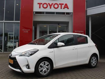 tweedehands Toyota Yaris 1.5 HYBRID NAVI CRUISE STOELVERWARMING