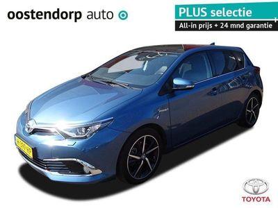 tweedehands Toyota Auris 1.8 Hybrid Lounge ACTIE / € 1.000,- EXTRA INRUIL / ACTIE / € 1.000,- EXTRA INRUIL / ACTIE