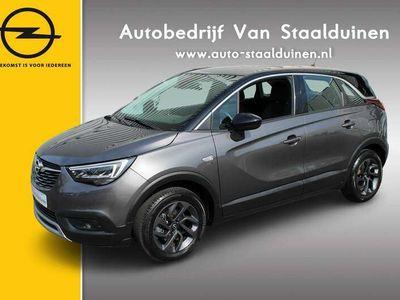 tweedehands Opel Crossland X 1.2 Turbo Edition 2020 Navigatie| Keyless| Two color| Camera| Velgen| Parkeer sensoren