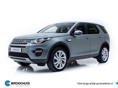 tweedehands Land Rover Discovery Sport 2.0 Si4 4WD HSE Automaat Nieuwwaarde: €73.880,-