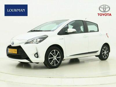 tweedehands Toyota Yaris 1.5 Hybrid Design Limited