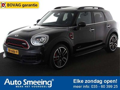 tweedehands Mini John Cooper Works Countryman 2.0 Cooper Works ALL4 Chili Automaat
