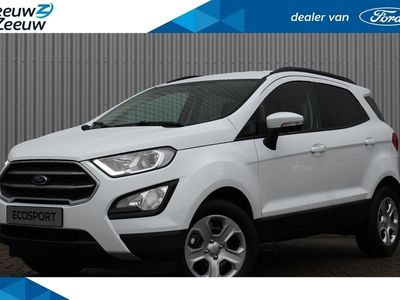 tweedehands Ford Ecosport Sale & Sale | €3.250,- Korting EcoBoost 125pk Trend Ultimate, Privacy Glass **Private lease v.a. €339,-**