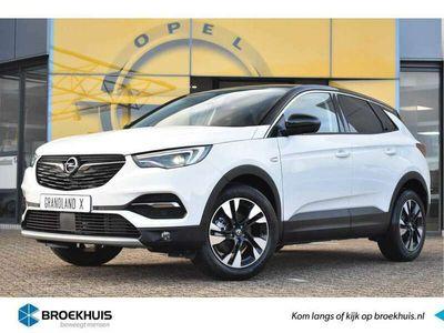 tweedehands Opel Grandland X 1.2 130 pk Business Elegance