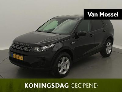 tweedehands Land Rover Discovery Sport 2.0 eD4 E-Capability 150pk 2WD 5p. Pure | Navi | C