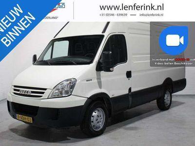 tweedehands Iveco Daily 35S18 180 pk Automaat Airco ECC, 1e Eigenaar, Crui