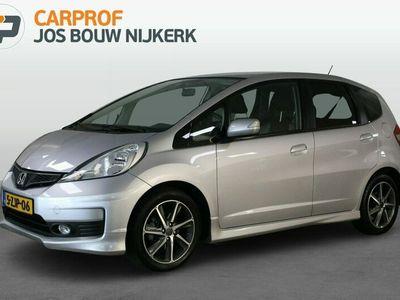 tweedehands Honda Jazz 1.4 Elegance 100 PK Climate Control, LMV, Cruise, PDC, Nieuwstaat !