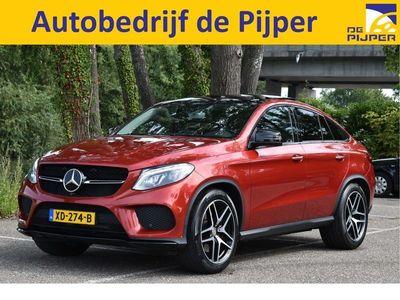 tweedehands Mercedes GLE43 AMG AMG 4MATIC 402 PK, ZEER VOL, 360GR. CAMERA, OPEN DAK, KEYLESS, TV, FULL LED, DODEHOEKASS.