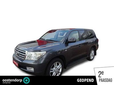 tweedehands Toyota Land Cruiser V8 4.5 D-4D Executive 7-Persoons.