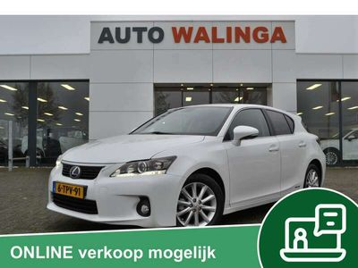 tweedehands Lexus CT200h Business Line Navigatie Cruise Control Climatronic