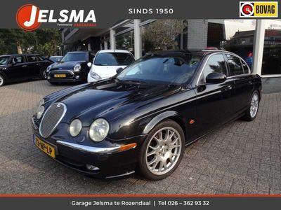 tweedehands Jaguar S-Type 3.0 V6 Executive, voor de liefhebber!