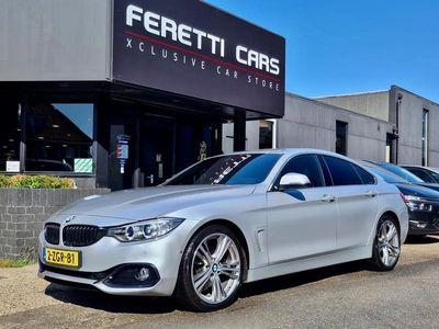 tweedehands BMW 428 4-serie Gran Coupé i 245PK AUT M-PERFORMANCE SPORTLEDER NAVI 360