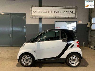 tweedehands Smart ForTwo Coupé 1.0 mhd Pure Plus Navigatie Airco 2e Eigenaa