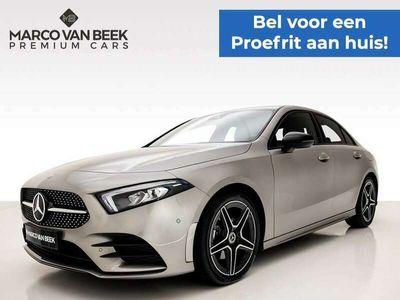 tweedehands Mercedes A200 Business Solution AMG Geïnteresseerd?