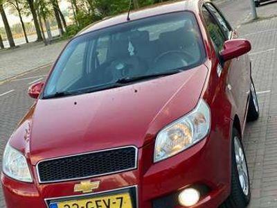 tweedehands Chevrolet Aveo 1.2 16V LS