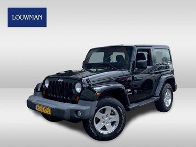 tweedehands Jeep Wrangler 3.6 Sahara