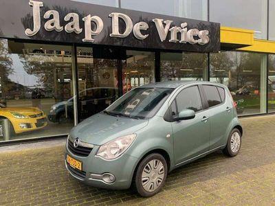 tweedehands Opel Agila 1.0 12V 68PK EDITION AIRCO