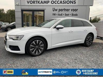 tweedehands Audi A6 40 TDI 204 PK TREKHAAK/NAVI/CAMERA/ACC/Έlectric-KLEP