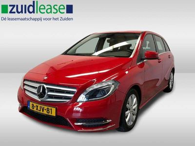 tweedehands Mercedes B180 CDI Lease Edition Afn. Trekhaak incl. BTW