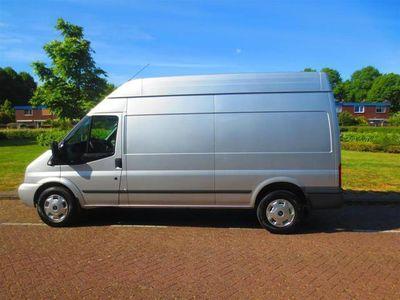 tweedehands Ford Transit 3.2 350L VAN 4,10, AIRCO, EURO 5, 3pers,