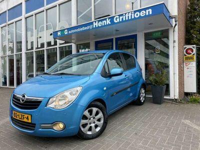 tweedehands Opel Agila 1.2 Edition I Automaat I Trekhaak I Airco I PDC