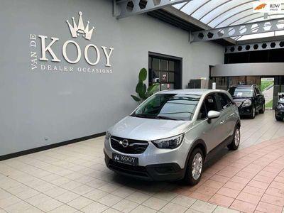 tweedehands Opel Crossland X 1.2 Selection 6-12 m garantie