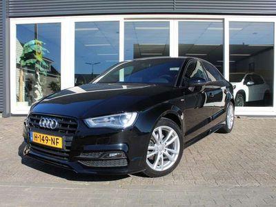 tweedehands Audi A3 Limousine 1.4 TFSI, S-line, 150 PK, Navigatie, Cruise control, Prijs is rijklaar incl 6 maanden Bovag garantie