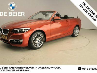 tweedehands BMW 218 218 I LED / Leder / Navigatie / Sportstoelen / Chro