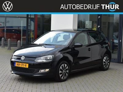 tweedehands VW Polo 1.0 BlueMotion Executive plus navigatie bluetooth alarm 1e eigenaar VW Dealeronderhouden