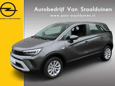 tweedehands Opel Crossland X 1.2 Turbo Elegance Winter Pakket| Navigatie| Camera| Velgen| Automaat| NIEUW MODEL