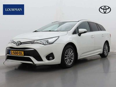 tweedehands Toyota Avensis Touring Sports 2.0 VVT-i Dynamic Automaat   achter