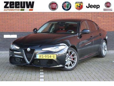 tweedehands Alfa Romeo Giulia 2.0 Turbo 280 PK Super/Pack Veloce/Leder/Navi/Xeno