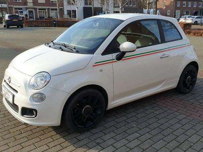 tweedehands Fiat 500 sport met standkachel!!, pdc, digitaal dash, etc