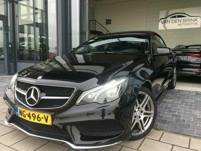 tweedehands Mercedes 200 E-KLASSE CabrioletAMG Sport Edition