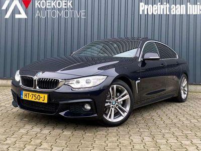 tweedehands BMW 428 428 i 245pk M sport dak Camera Afn Trekhaak Head up