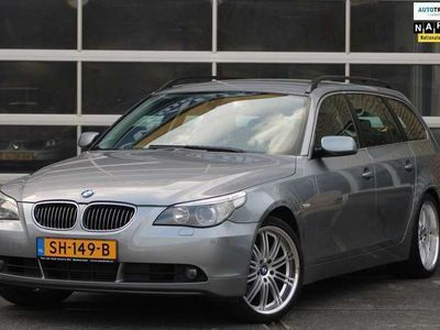 tweedehands BMW 525 525 Touring d High Executive Xenon Navigatie Leder