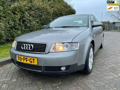 tweedehands Audi A4 2.0,Bj 2004,Navi,Clima,Cruise,N.A.P,Trekhaak,Licht