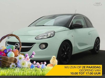 tweedehands Opel Adam 1.4 100PK Unlimited Proefrit aan huis is mogelijk!