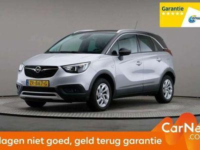 tweedehands Opel Crossland X 1.2 Turbo Innovation, Navigatie