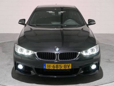tweedehands BMW 418 4 Serie Gran CoupéHigh Executive Edition, M pakket, Automaat, NL 5.990Km, auto, NIEUW .. BTW auto .. FABRIEKS GARANTIE