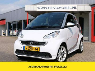 tweedehands Smart ForTwo Electric Drive coupé Incl. BTW Airco|LMV| subsidie