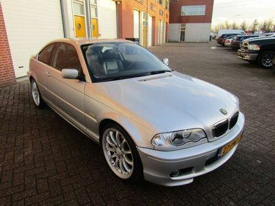 tweedehands BMW 325 CI COUPE BJ 02/LEDER/NAVI/XENON/19'' HARTG