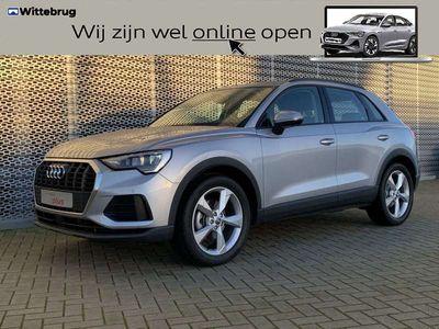 "tweedehands Audi Q3 35 TFSI 150pk s-tronic Pro Line / Twinleder / Bang & Olufsen / 19"" LM / Afneembare trekhaak / Comfortsleutel / Assistentiepakket / Side assist"